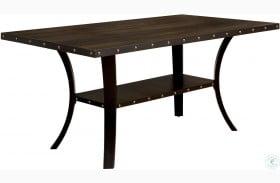 Kaitlin Light Walnut Dining Table