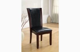 Manhattan I Espresso Side Chair Set of 2