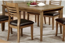 Dwight II Natural Tone Dining Table