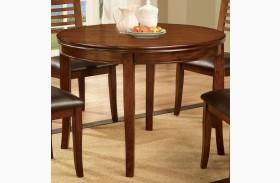 Dwight I Medium Oak Round Dining Table