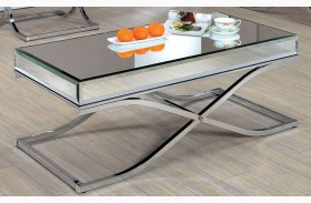Sundance Chrome Coffee Table