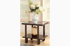 Arbor Dark Oak End Table