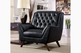 Leia Black Chair