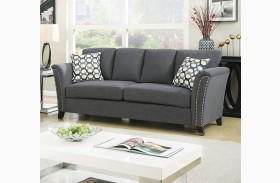 Campbell Gray Sofa