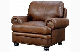 Rheinhardt Top Grain Leather Chair