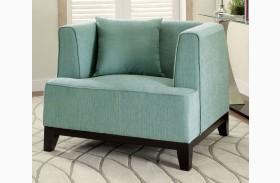 Sofia Blue Chair