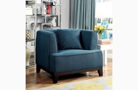 Sofia Dark Teal Chair