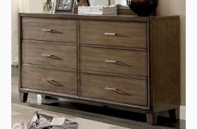 Enrico I Gray Dresser