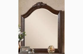 South Yorkshire Brown Cherry Mirror