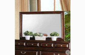 Brandt Brown Cherry Mirror