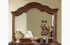 Bellavista Brown Cherry Mirror
