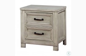 Tywyn Antique White Nightstand