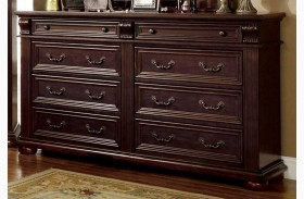 Esperia Brown Cherry Dresser
