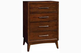 Snyder Brown Cherry Chest