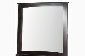 Brooklyn Espresso Mirror