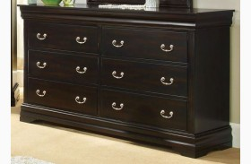 Laurelle Espresso Dresser