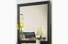 Laurelle Espresso Mirror