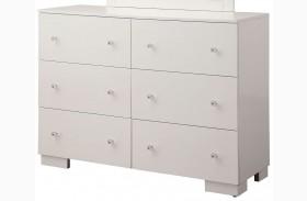 Lizbeth White Dresser