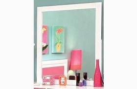 Alivia White Mirror