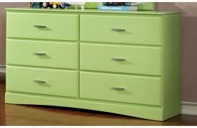 Prismo Green Dresser