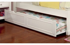 Mullan White Trundle