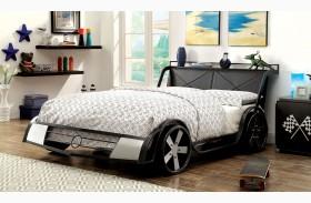 Gt Racer Full Platform Bed