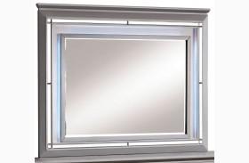 Bellanova Silver Mirror