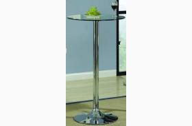 Bar Units Round Bar Table - 120341