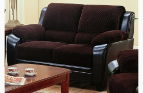 Monika Stationary Loveseat - 502812