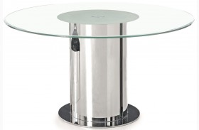 D206 Modern Round Dining Table