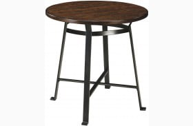 Challiman Round Dining Bar Table