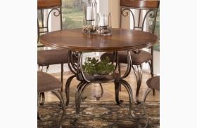Plentywood Round Dining Table