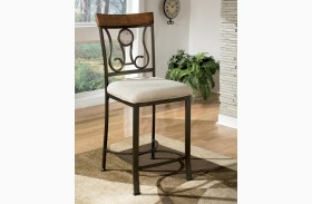 Hopstand Upholstered Counter Stool Set of 4