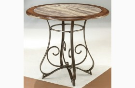 Hopstand Round Counter Height Dining Table