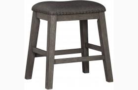 Caitbrook Upholstered Stool Set of 2