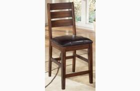 Larchmont Pub Table Set from Ashley   Coleman Furniture