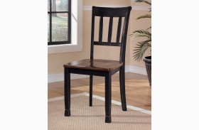 Owingsville Slat Side Chair Set of 2