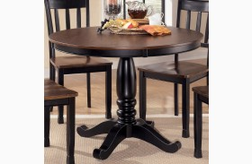 Owingsville Round Dining Room Table