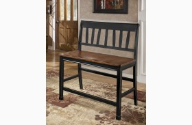 Owingsville Double Barstool Set of 2