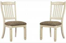 Bolanburg Two-Tone Dining Side Chair Set of 2