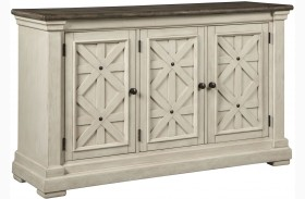 Bolanburg White And Gray Rectangular Counter Height Dining