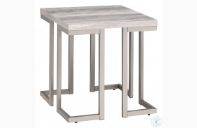 David Driftwood End Table