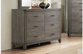 Woodrow Gray Dresser
