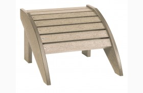 Generations Beige Footstool