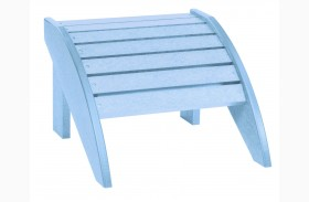 Generations Sky Blue Footstool