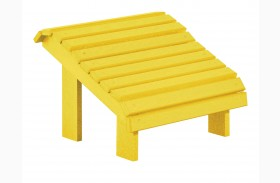 Generations Yellow Premium Footstool