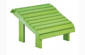 Generations Kiwi Lime Premium Footstool