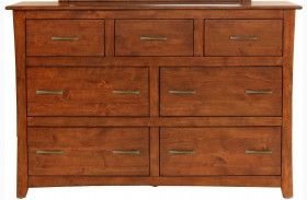Grant Park Pecan Dresser