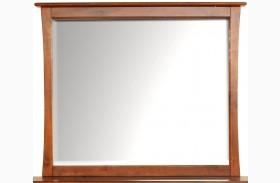 Grant Park Pecan Mirror