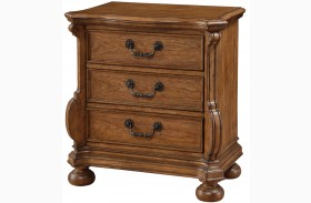 Belle Meade Sunkissed Pecan Nightstand